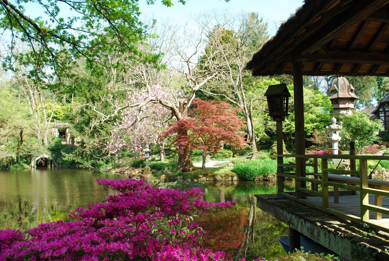 Le parc oriental de maul vrier un jardin remarquable for Jardin 02