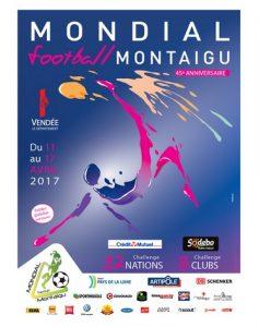 Le mondial football de Montaigu, réservé aux minimes