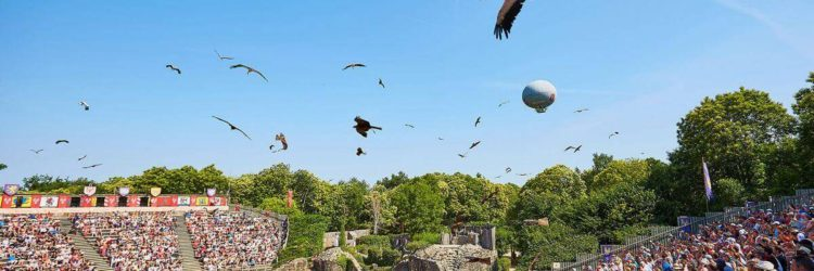 Le bal des oiseaux, à visiter au puy du fou