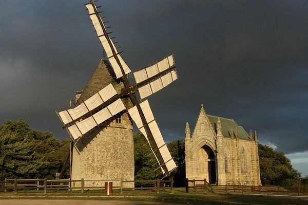 Le Mont des Alouettes en Vendée