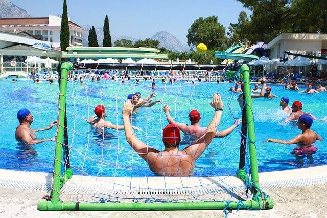 Découvrez les piscines de Cholet