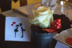 saint-valentin restaurant l'orchidée