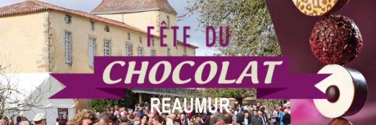 La grande fête du chocolat de Réaumur