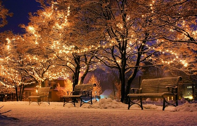 Vacances de Noël en Vendée