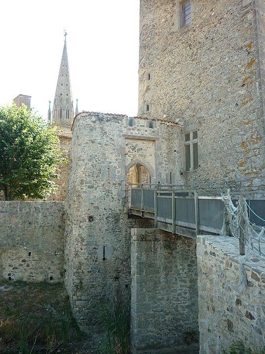 Le château d'Ardelay, disponible à la visite
