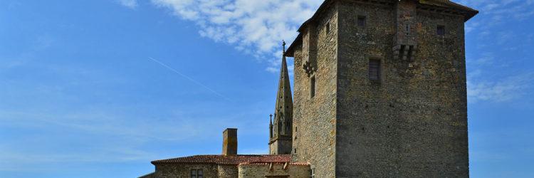 Le château d'Ardelay, salle d'exposition en Vendée