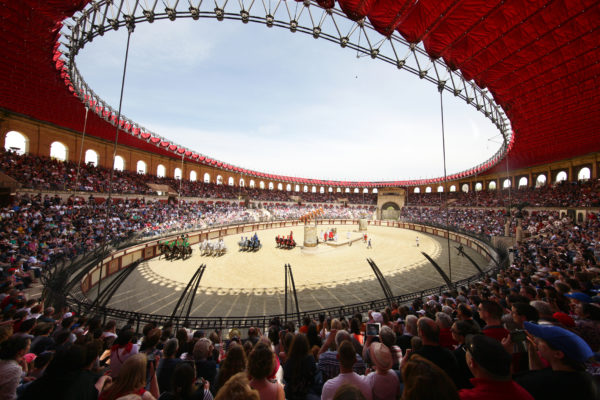 Les attractions du Puy du Fou