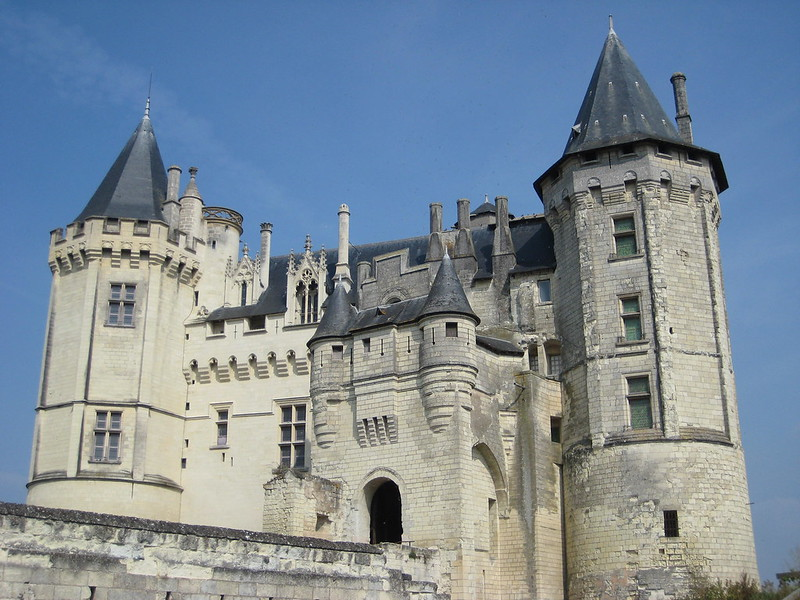 chateau saumur tourisme