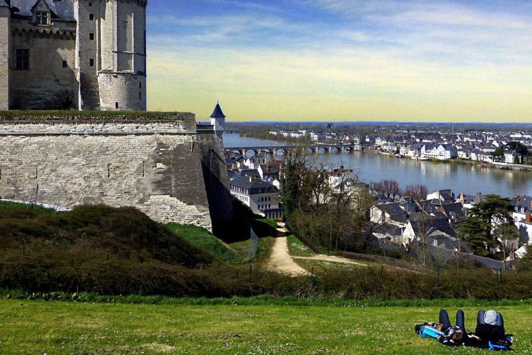 reserver hôtel Saumur